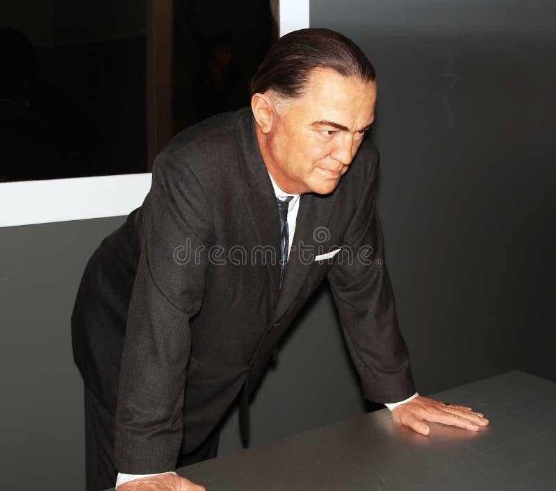J. Edgar Hoover fotografia stock