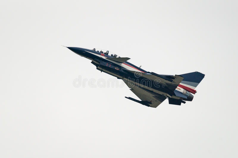 Download J-10 Fighter Jet From Bai Aerobatic Team Editorial Photography - Image: 33358122