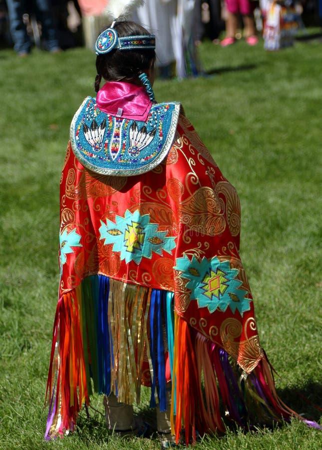 29. j?hrlicher Freundschaft Powwow und indianische kulturelle Feier stockbild