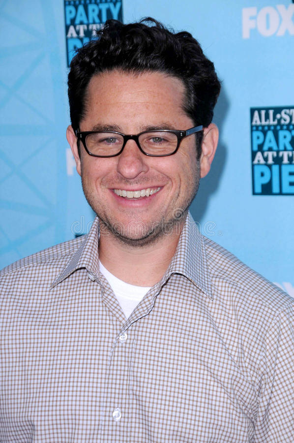 J J Abrams stockfotos