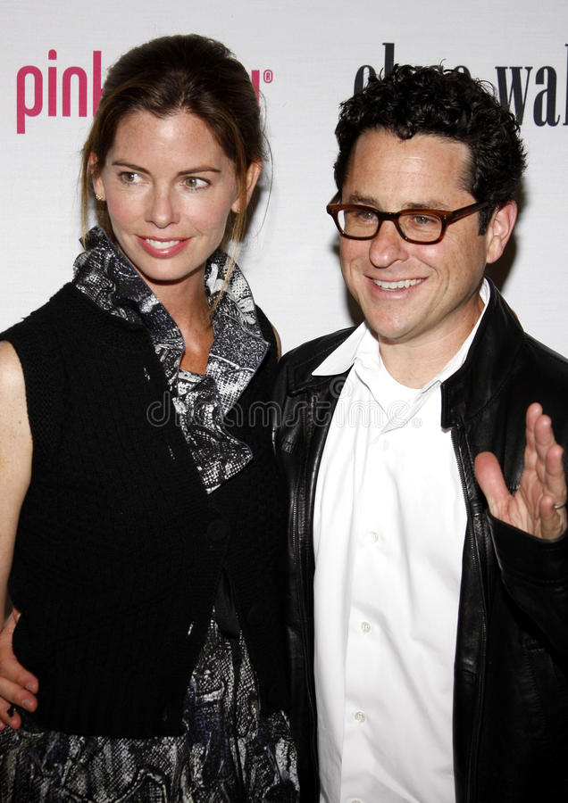 J.J. Abrams. JJ Abrams at the 5th Annual Pink Party held at the La Cachette Bistro in Santa Monica, California, United States on September 12, 2009 stock photos