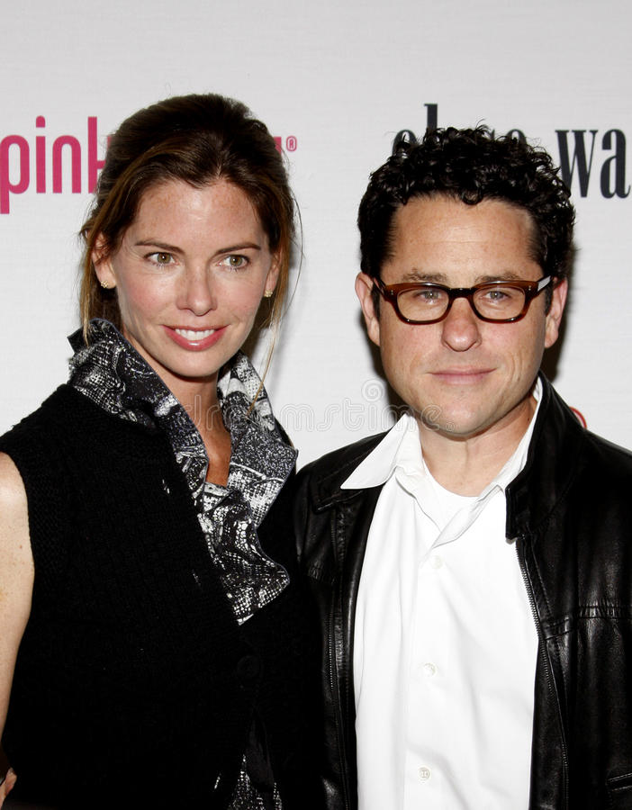 J.J. Abrams. SANTA MONICA, CALIFORNIA - Saturday September 12, 2009. J.J. Abrams at the 5th Annual Pink Party held at the La Cachette Bistro, Santa Monica, Los royalty free stock photography