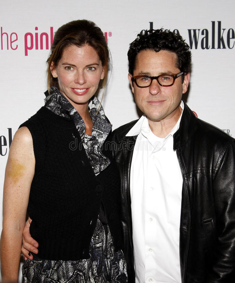 J.J. Abrams. SANTA MONICA, CALIFORNIA - Saturday September 12, 2009. J.J. Abrams at the 5th Annual Pink Party held at the La Cachette Bistro, Santa Monica, Los stock photography
