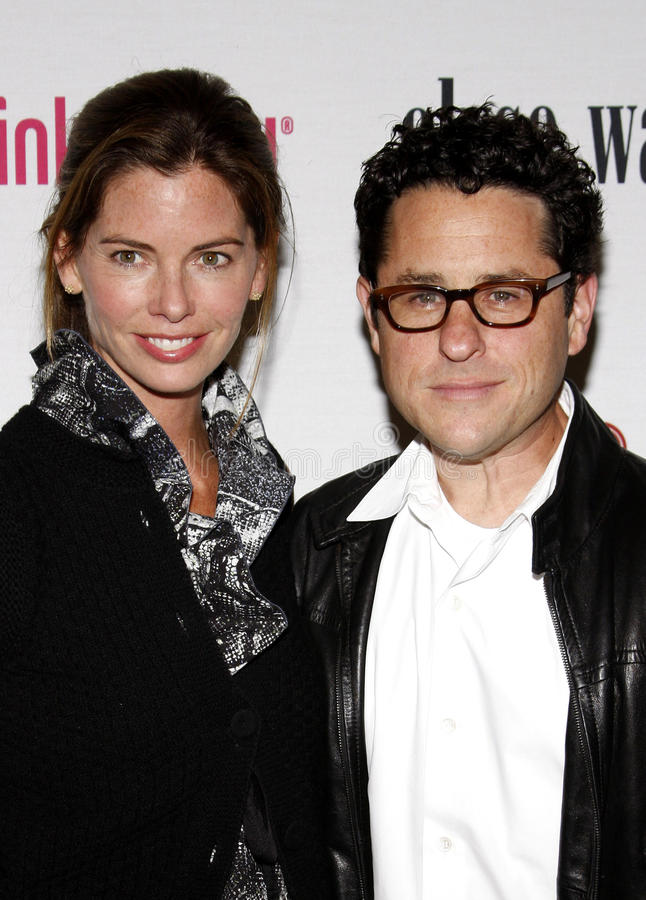 J.J. Abrams. 12/09/2009 - Santa Monica - J.J. Abrams at the Pink Party 2009 held at the La Cachette Bistro in Santa Monica, California, United States royalty free stock photo