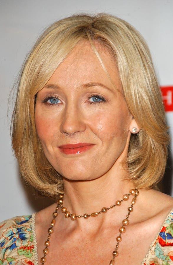J K Rowling Редакционное Фото