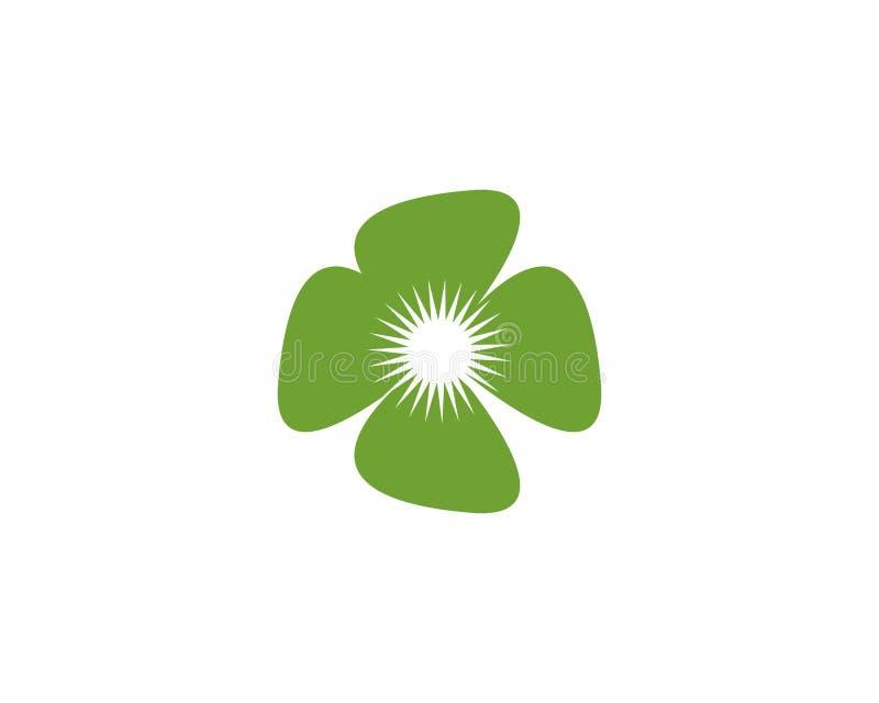 Jaśminowej kwiat ikony wektorowy ilustracyjny projekt royalty ilustracja