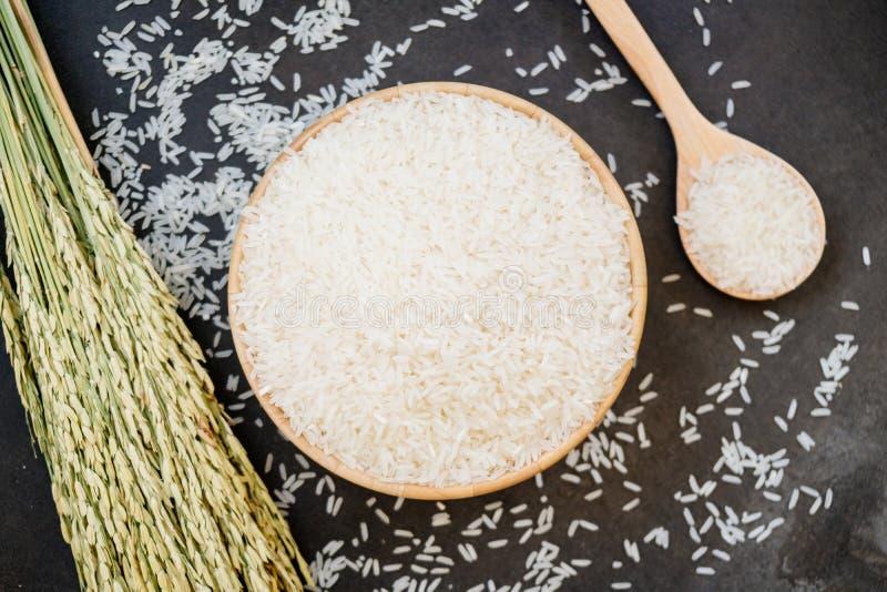 jaśminowi ryż fotografia royalty free