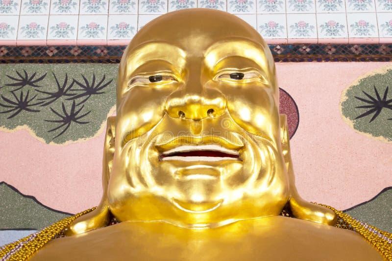 Ja Buda de Sanka del templo de Bhuttasothorn foto de archivo libre de regalías