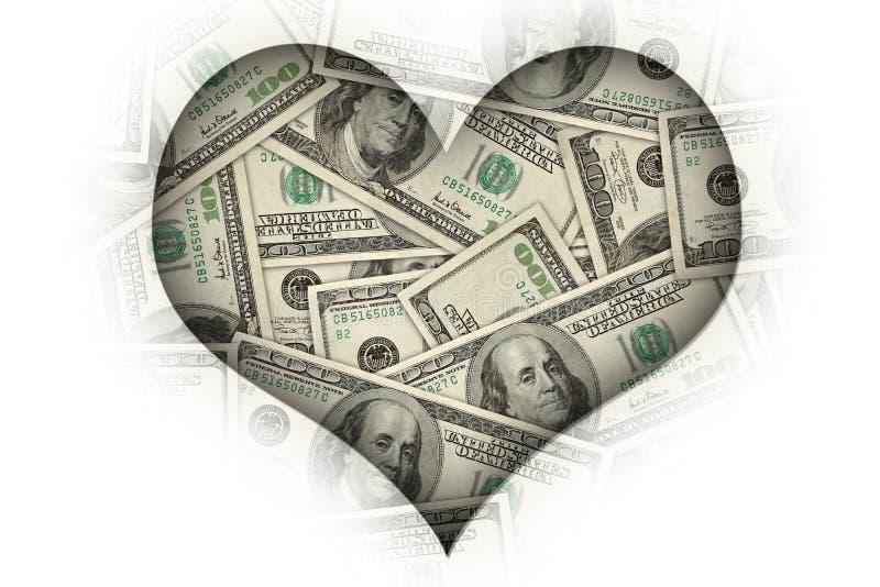 ja kocham pieniądze ilustracji