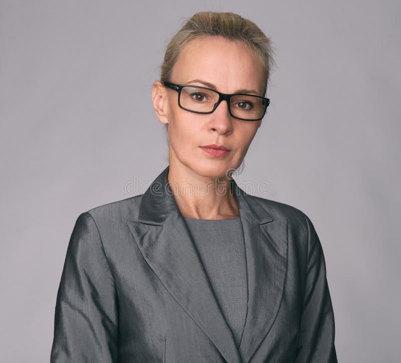 ja target2654_0_ biznesowi szkła być ubranym kobiety obrazy royalty free