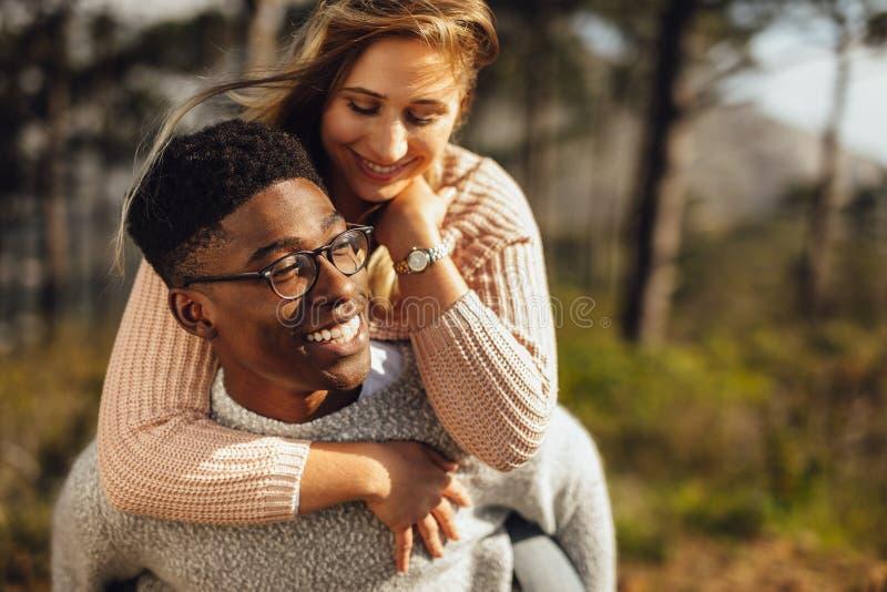 Ja TARGET1008_0_ Ja Romantyczny romantyczna Para obrazy stock