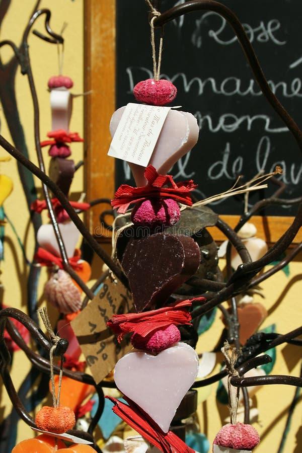 Jabón de Grasse imagen de archivo libre de regalías