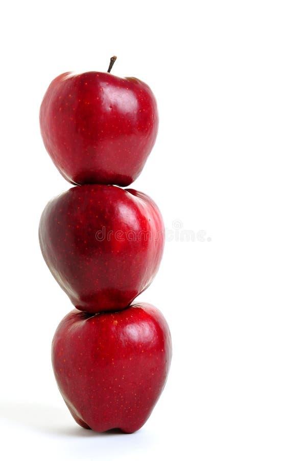 jabłczana sterta obraz royalty free