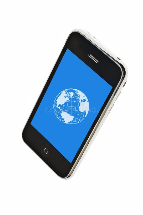 jabłczany iphone zdjęcia stock