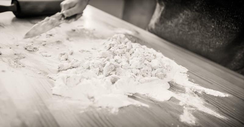 Jabłczany kulebiak obrazy stock