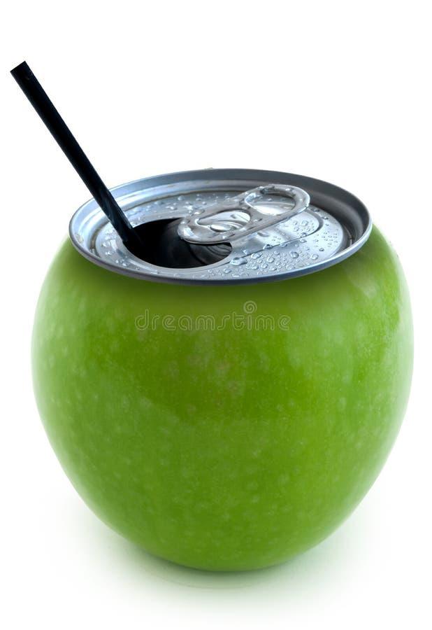 Jabłczany Owocowy sok zdjęcia stock