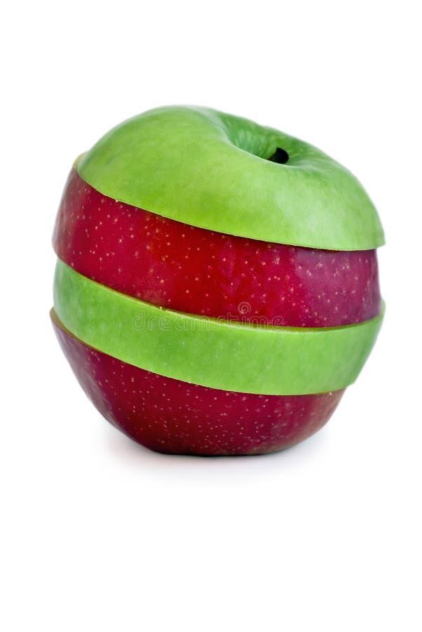 jabłczany tworzenie obrazy stock