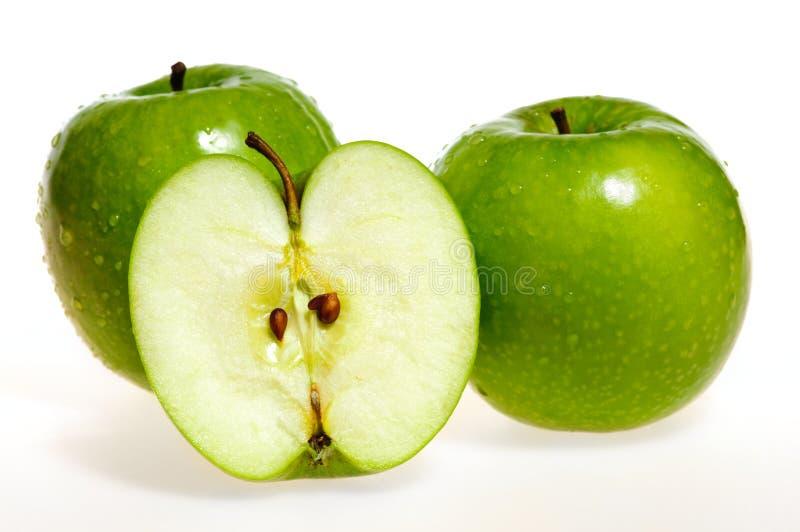 jabłek babci zieleni kowal zdjęcia royalty free