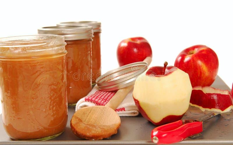 jabłka świeżo konserwujący kumberland zdjęcie royalty free