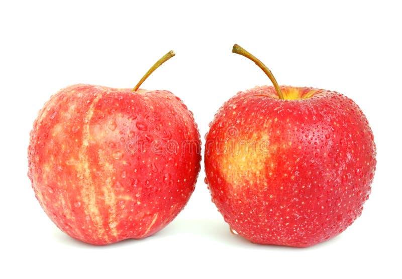 jabłka czerwoni zdjęcie stock
