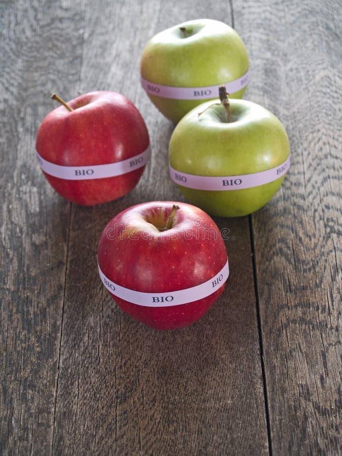jabłka organicznie obraz royalty free