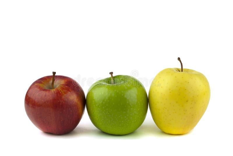 jabłka popularni zdjęcie royalty free