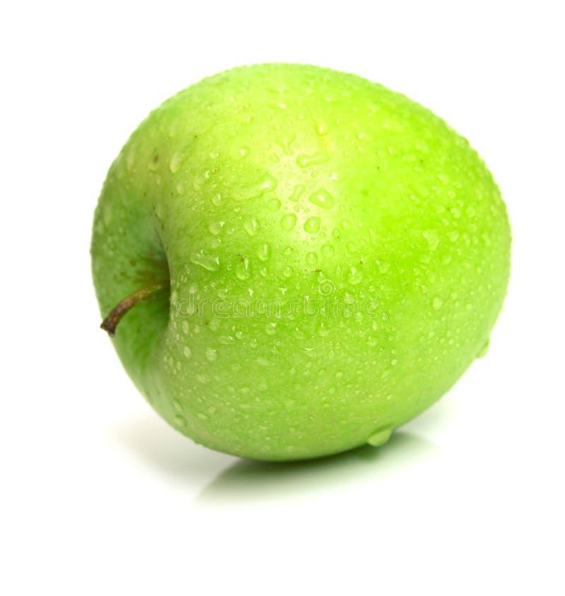 - jabłko 3 green zdjęcia royalty free