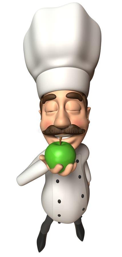 jabłko ilustracji