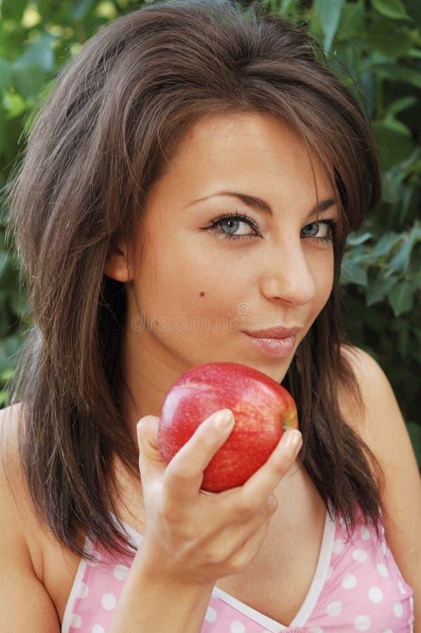 jabłko fantazji obrazy stock