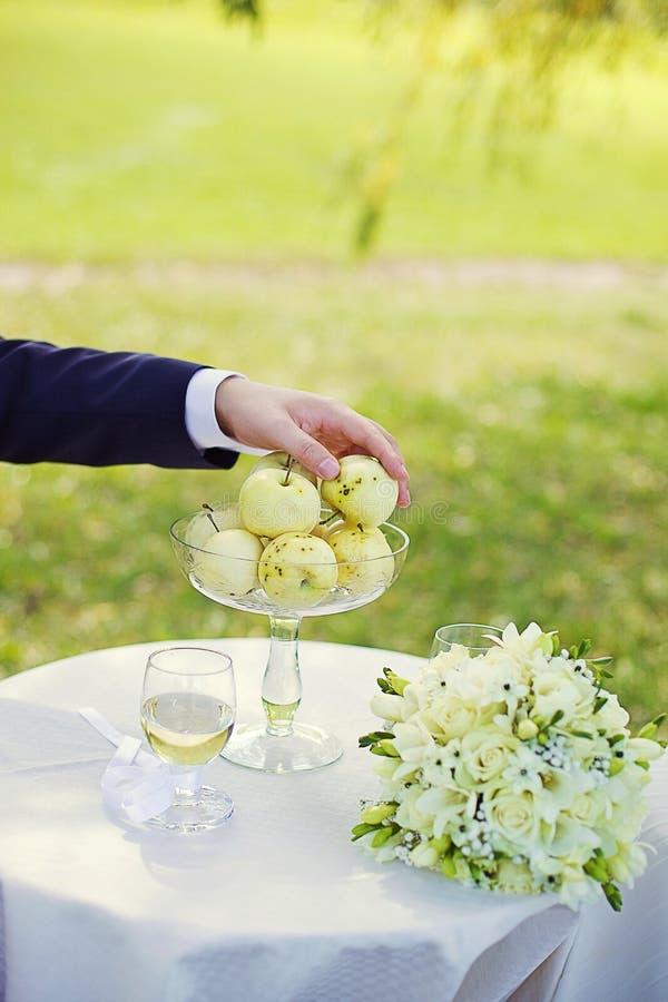 jabłko fornal zdjęcie stock