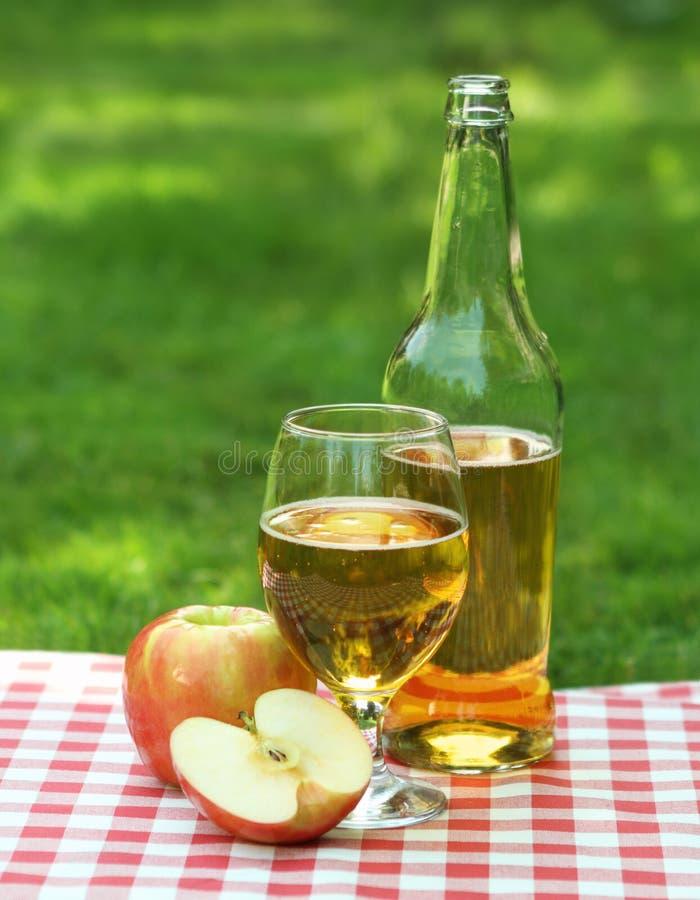 jabłko jabłczany cydr zdjęcie royalty free