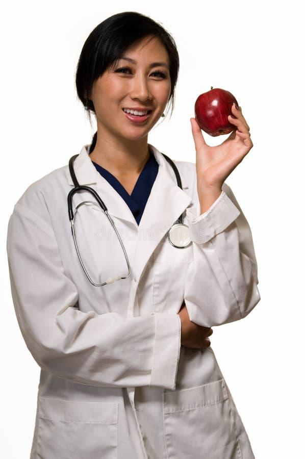 jabłko lekarka zdjęcia royalty free