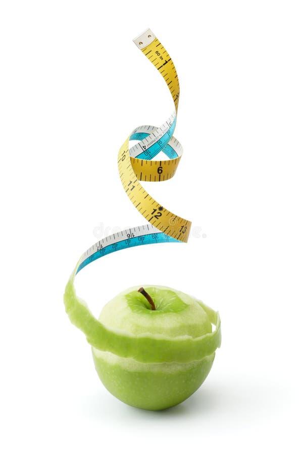jabłko - zieleń obrazy stock