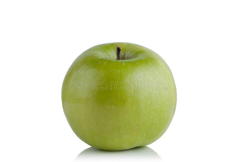 jabłko - zielony dojrzały obraz stock