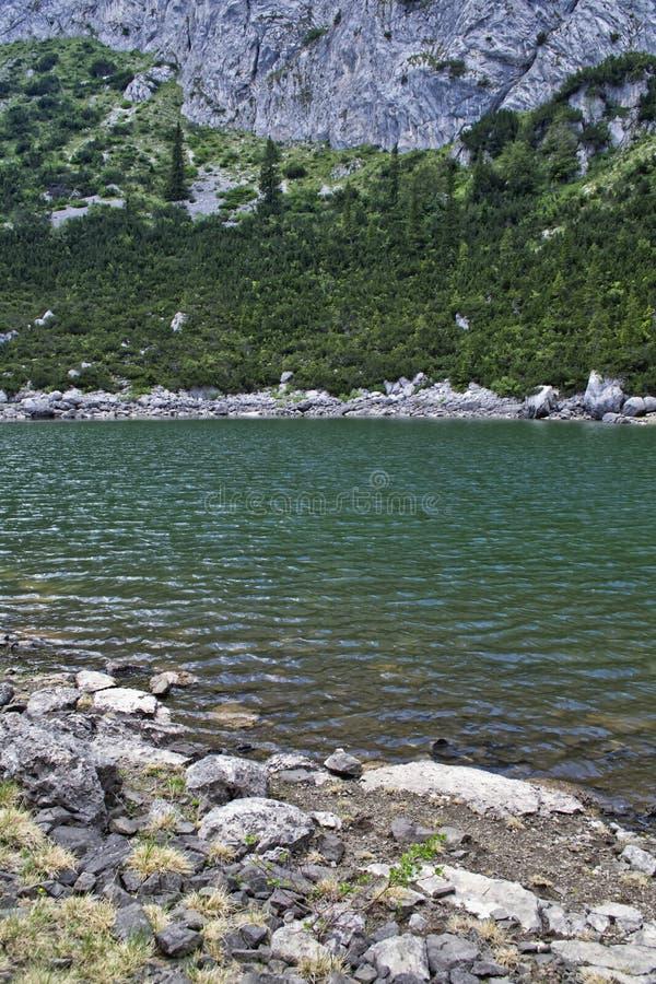 Jablan jezioro zdjęcia stock