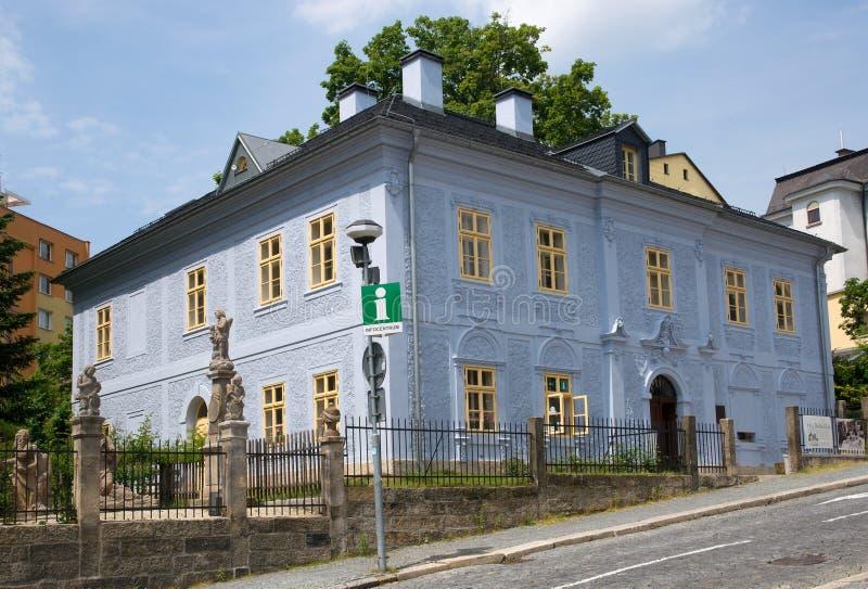 Jablonec nad Nisou, Czech republic stock image