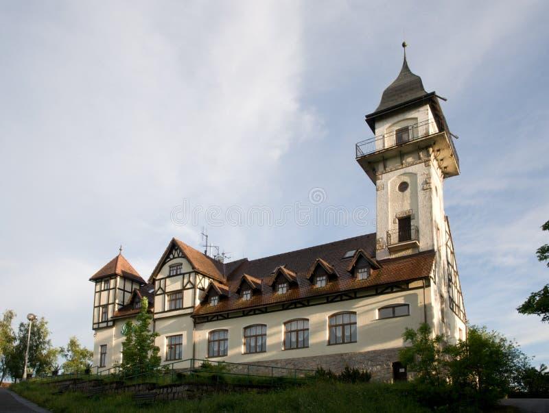 Jablonec nad Nisou, Czech republic royalty free stock photos