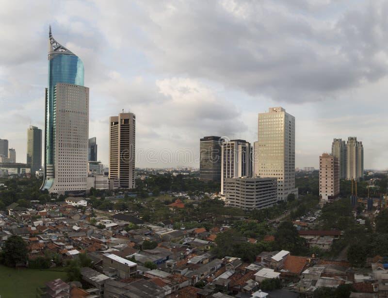 Jacarta Indonisia stock images