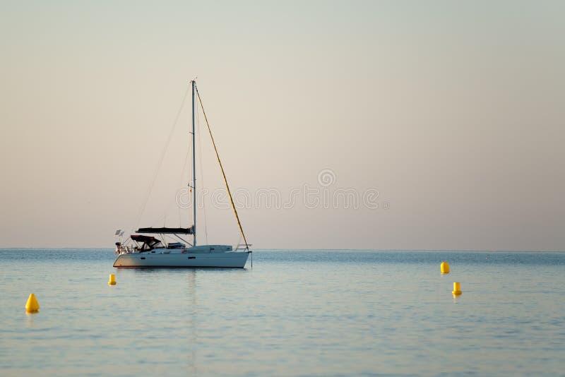 Download Jacht obraz stock. Obraz złożonej z zatoka, aquaculture - 28927253