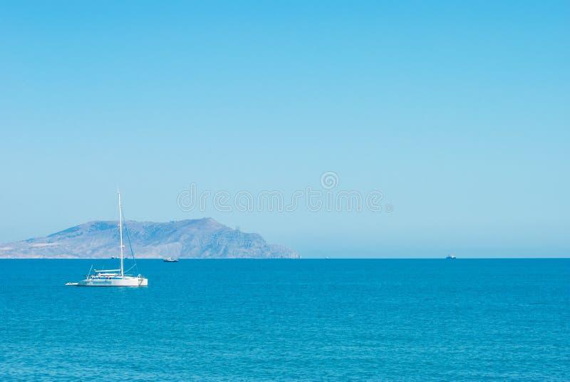 jacht bay zdjęcie royalty free