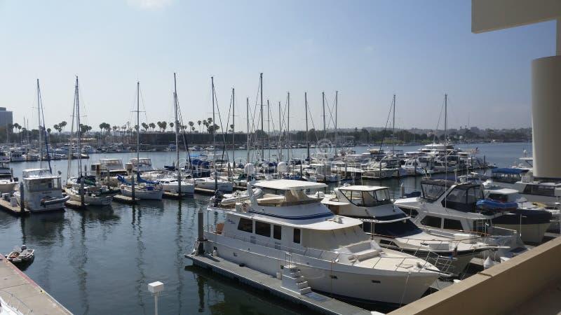 Jachtclub stock fotografie
