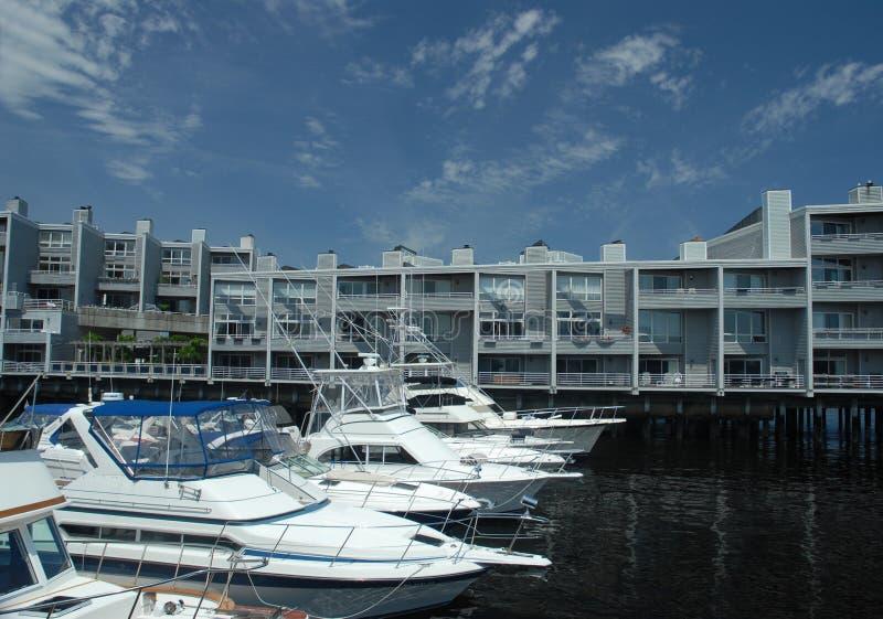 Jachthafen 2 lizenzfreies stockbild