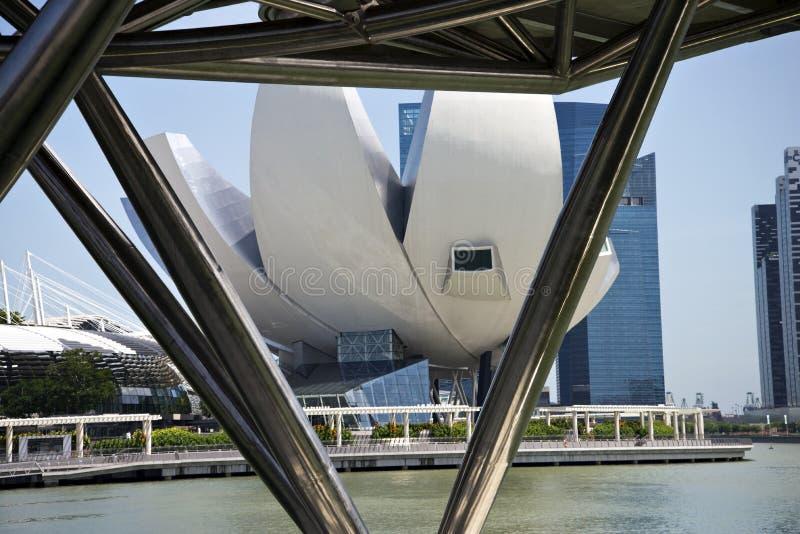 Jachthafen-Schacht, Singapur lizenzfreie stockbilder