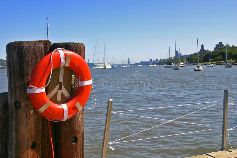 Jachthaven stock afbeeldingen