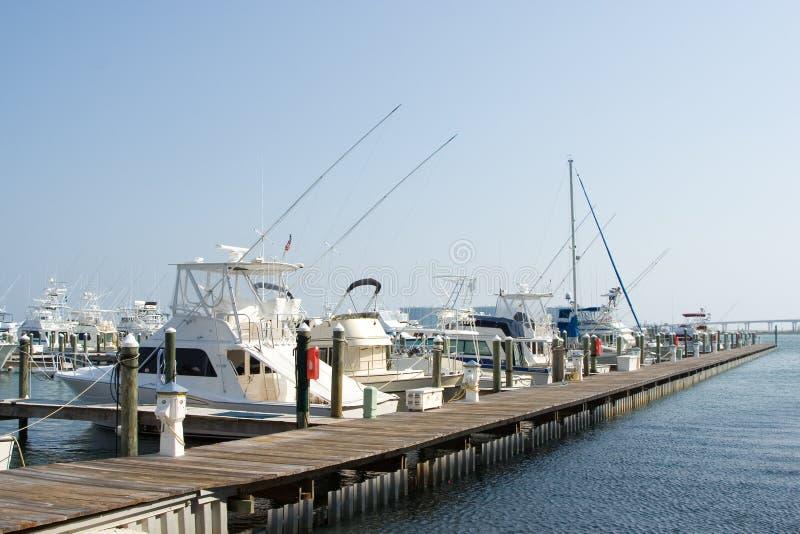 Jachthaven 5 stock foto