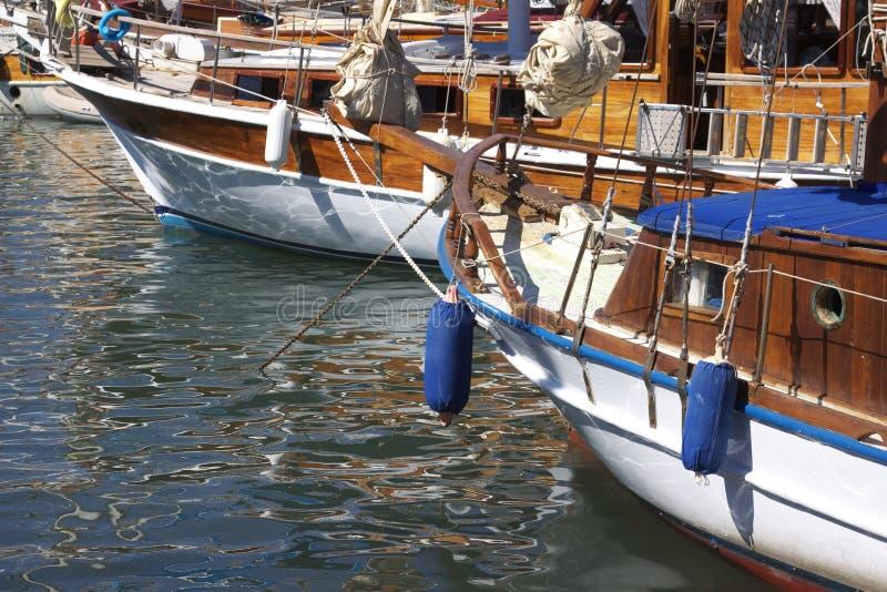 jachty fotografia stock