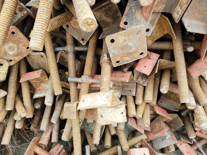 Jack-Basis als Hintergrund im Bau lizenzfreie stockbilder