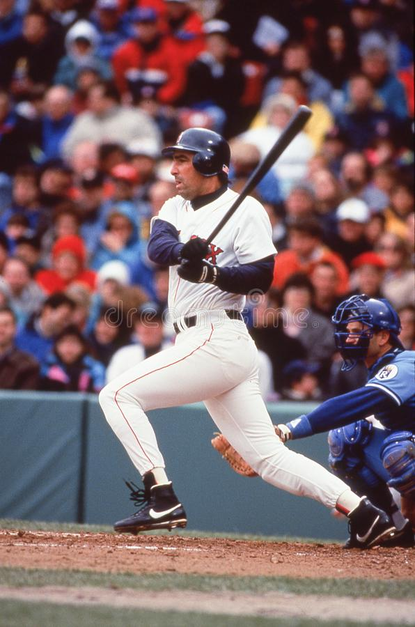 Jack Clark, Boston Red Sox pierwszy bazowy zdjęcie royalty free