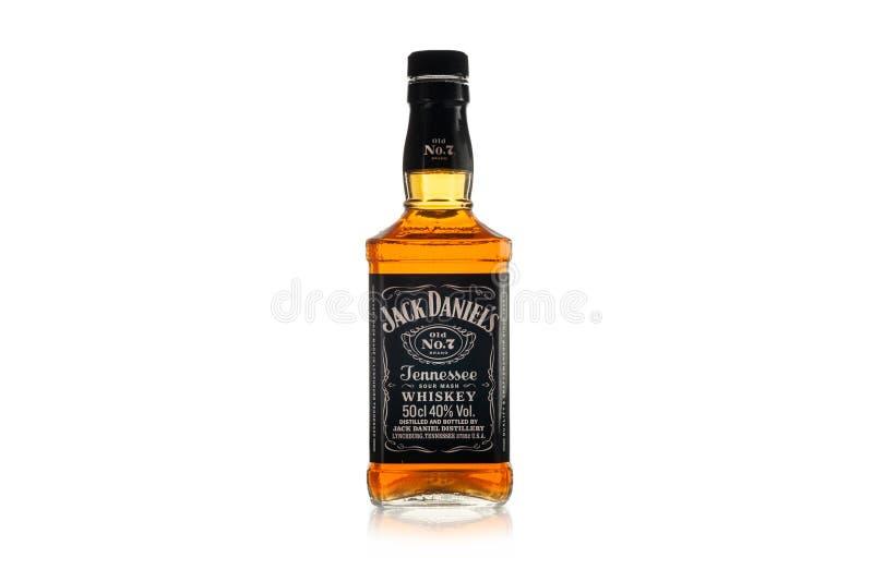 Jack Daniels royaltyfri fotografi