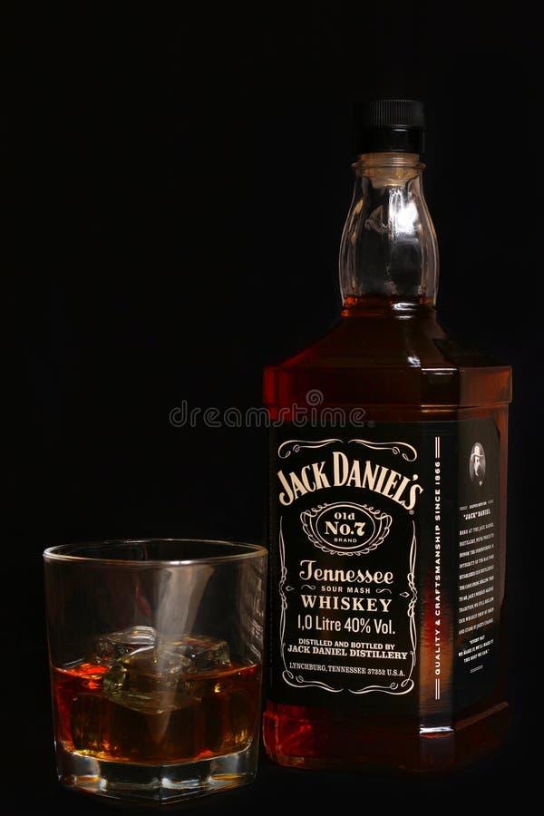 Jack Daniels photographie stock